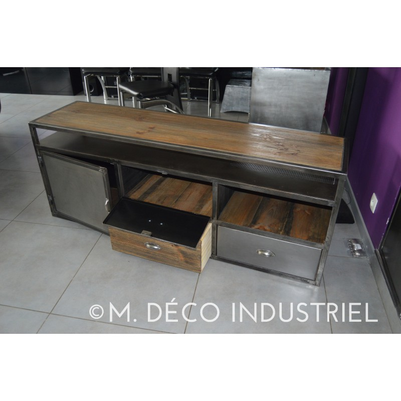 Meuble bas de bureau for Meuble bureau bas