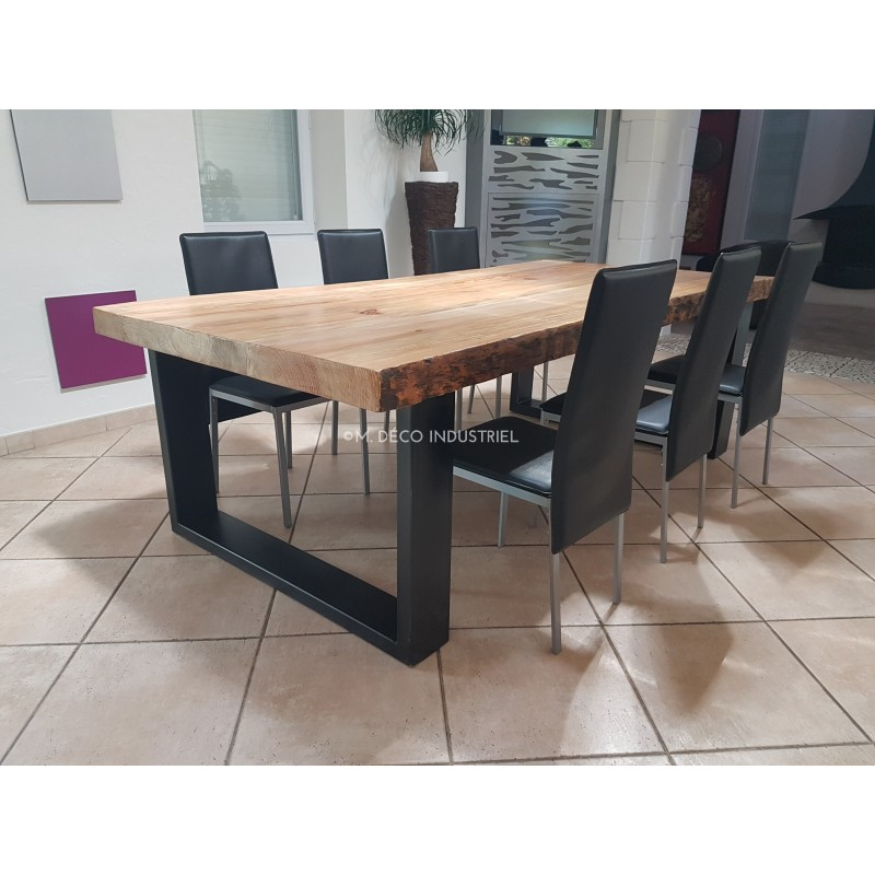 Awesome Table Salle A Manger Style Atelier Pictures - House ...